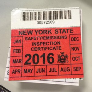 State Police Discovering More Counterfeit Car Inspection Stickers - Knockoff Report™ #590